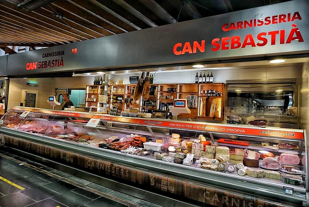 Can Sebastià Carnissers
